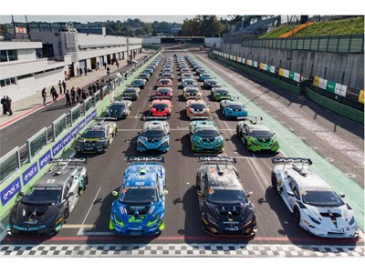 Lamborghini Super Trofeo: 2019 calendars and news