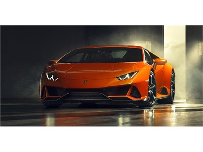 New Lamborghini Huracán EVO: elevation of technologies for amplified driving pleasure
