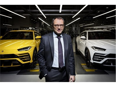 Record figures take Automobili Lamborghini to a new level: 5,750 cars delivered in 2018
