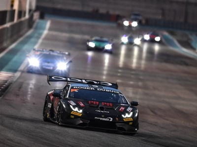 Lamborghini Super Trofeo Middle East Abu Dhabi, Target sees the title