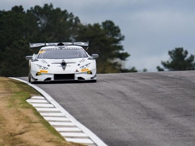 Lamborghini Super Trofeo North America Off and Running at Barber Motorsports Park