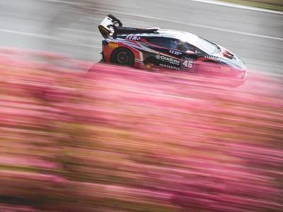 The 2019 Lamborghini Super Trofeo North America Season Begins with First-Time Winners