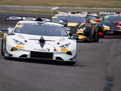 Teams and Drivers Make it Back-to-Back Victories at Barber Motorsports Park to start the 2019 Lambor