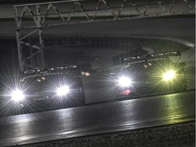 Chen and van der Drift take Dramatic Victory in Lamborghini Super Trofeo Asia Season-opener