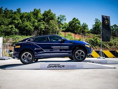 Lamborghini Urus debuts in Korea,  The world's first Super SUV