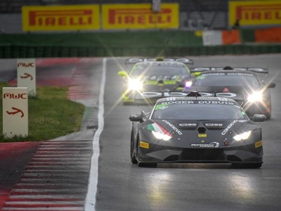 Lamborghini Super Trofeo Europe shines a light on Misano