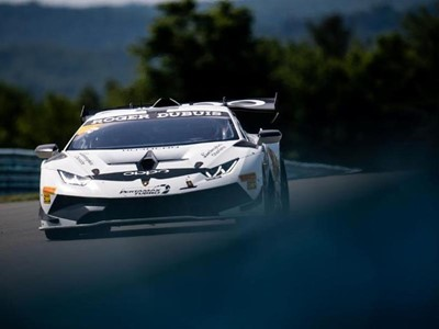 Three Teams Complete Sweep of Rounds 3 and 4 of Lamborghini Super Trofeo North America at Watkins Gl