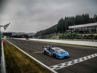Kroes and Afanasiev extend points lead with third Lamborghini Super Trofeo Europe win of the season