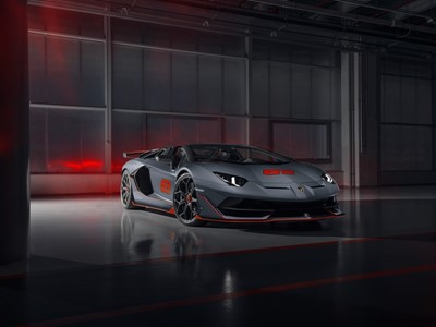 Automobili Lamborghini presents the Aventador SVJ 63 Roadster and the Huracán EVO GT Celebration at