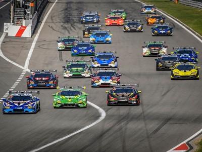 Galbiati and Postiglione record third Lamborghini Super Trofeo Europe win of the season to close poi