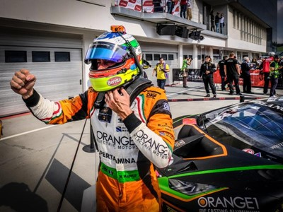 Lamborghini clinches first GT World Challenge Europe title