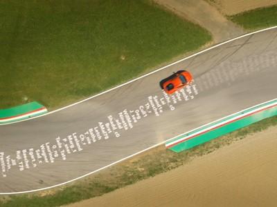Automobili Lamborghini awarded by YouTube for reaching 1 million followers