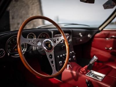 """La seconda edizione del Concorso di Eleganza """"Lamborghini & Design""""  vede la Lamborghini 350 GT del"""