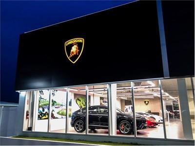 Lamborghini Expands Retail Presence to Puerto Rico