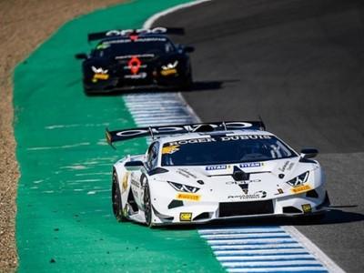 Champions Crowned in  Lamborghini Super Trofeo North America For 2019