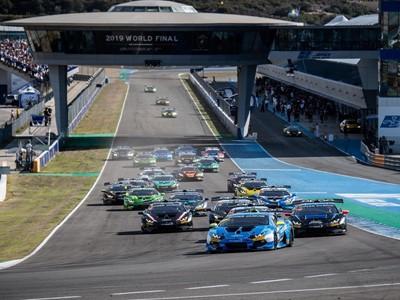 Lamborghini crowns Super Trofeo World Champions at season finale in Jerez