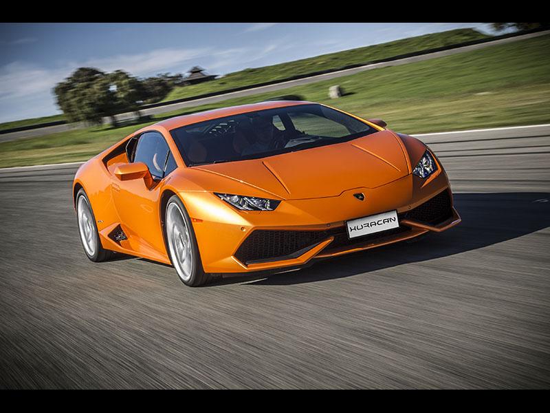 Lamborghini Huracan LP 610-4 MY 2016 1