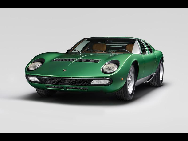 Lamborghini Miura_3-4 front