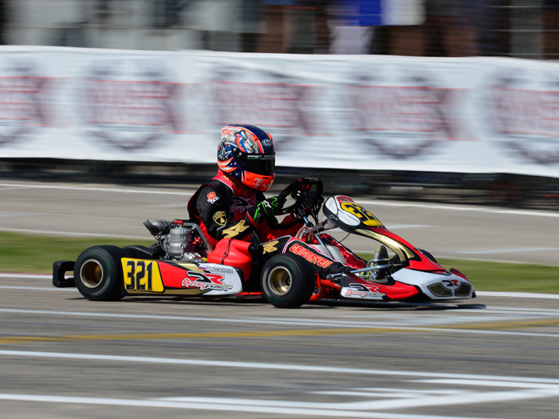 Kart Drivers Program 1