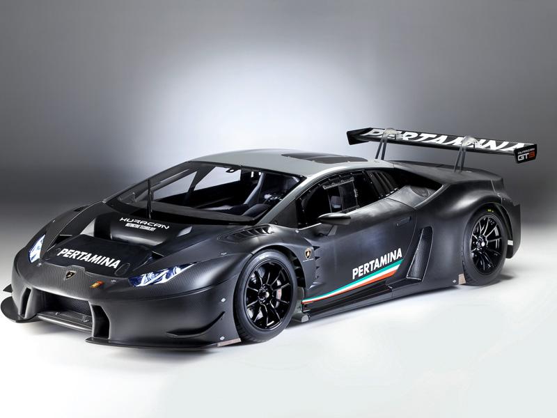 Huracan GT3-3-4 front