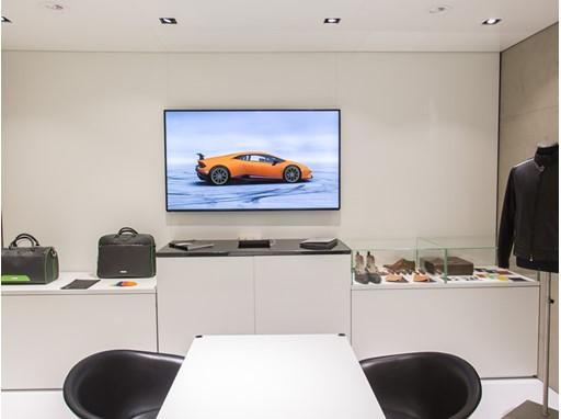Collezione Automobili Lamborghini at the Ad Personam stand