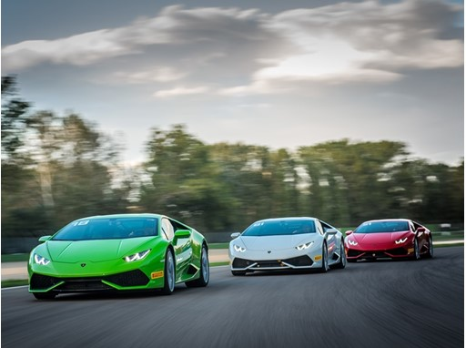 Lamborghini Accademia 2017