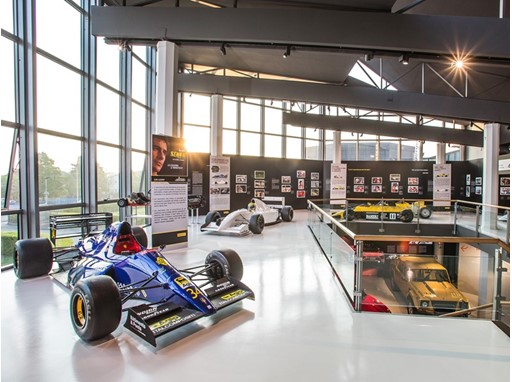 Mostra Senna Museo Lamborghini 2