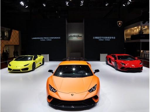 Automobili Lamborghini at Auto Shanghai 01