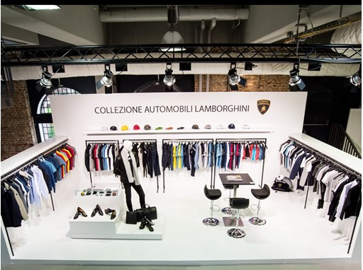 Collezione Automobili Lamborghini @ Premium 2017 in Berlin 1