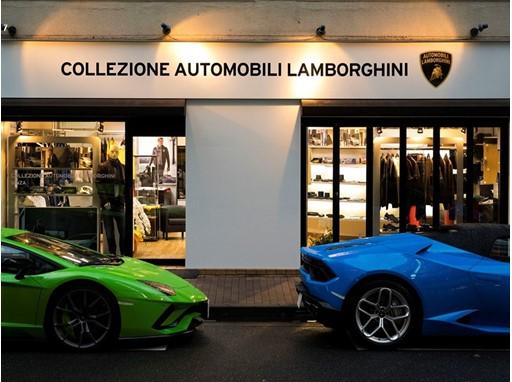 Collezione Automobili Lamborghini Ginza