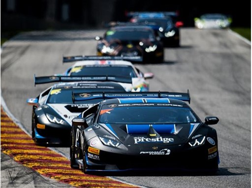 Lamborghini Super Trofeo North America Competitors Travel to Italy For the Final Two Rounds of Competition