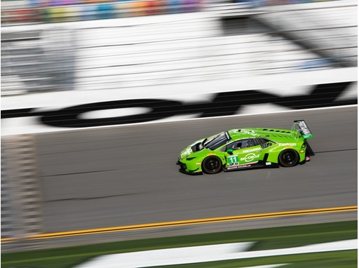 Lamborghini at the Daytona 24 hours