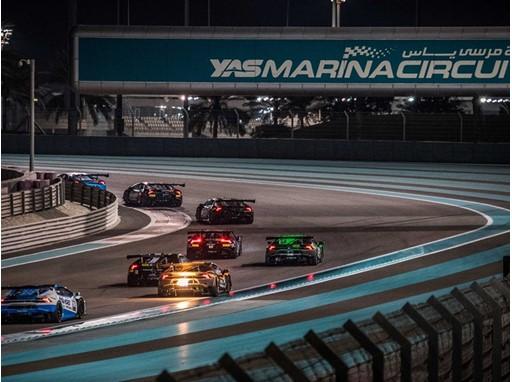 Lamborghini Super Trofeo - Abu Dhabi - Yas Marina Circuit