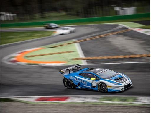 Lamborghini Super Trofeo Monza