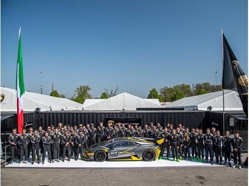 Super Trofeo class 2018