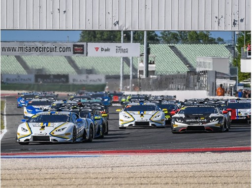 01 start Race 2 PRO PRO-AM