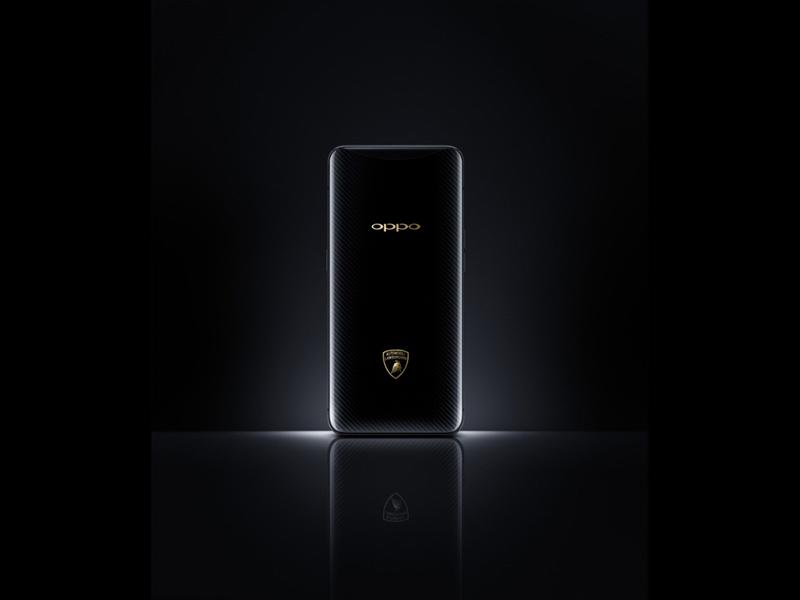 OPPO Find X Automobili Lamborghini Special Edition 2