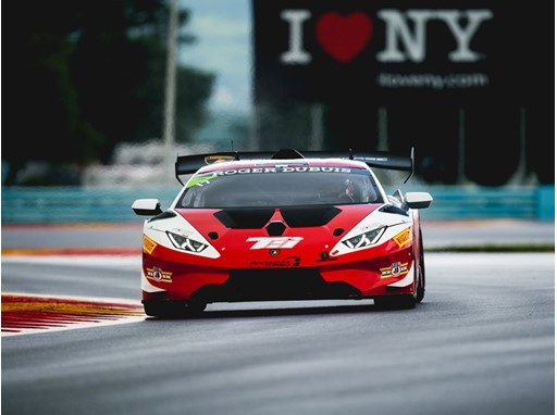 Lamborghini Super Trofeo North America Practice Report for June 28 from Watkins Glen International