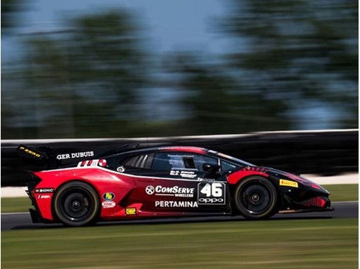 Lamborghini Super Trofeo North America