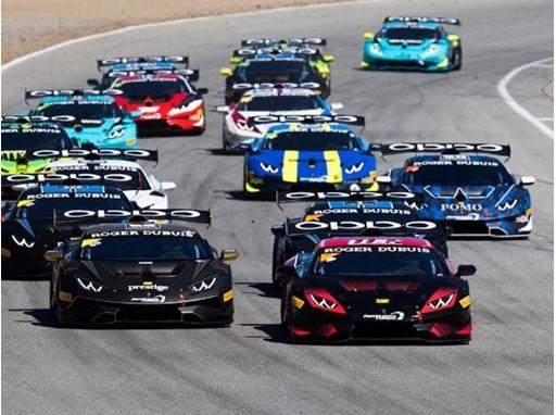 Lamborghini Super Trofeo North America Finale At Vallelunga