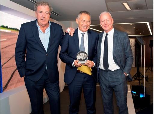 J.Clarkson, M. Reggiani, J. White