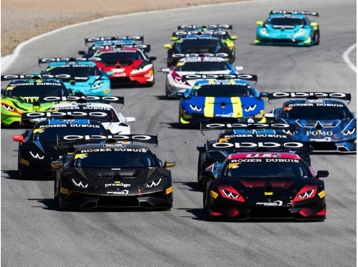 2019 LAMBORGHINI SUPER TROFEO NORTH AMERICA SCHEDULE
