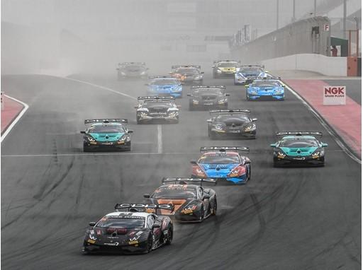 Lamborghini Super Trofeo Middle East Dubai (1)