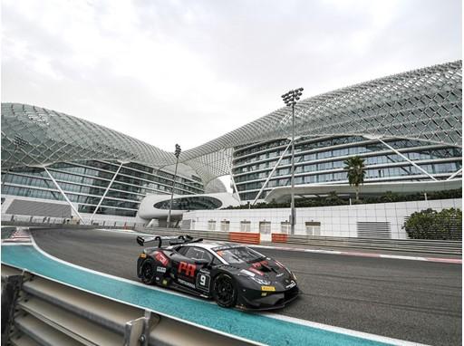 Lamborghini Super Trofeo Middle East Abu Dhabi 1