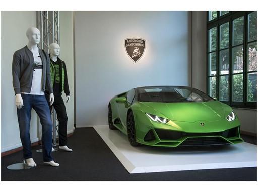 Automobili Lamborghini @Pitti 2