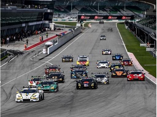 Lamborghini Super Trofeo Asia Suzuka