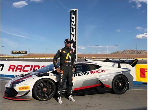 Lamborghini Super Trofeo North America - Chad Reed