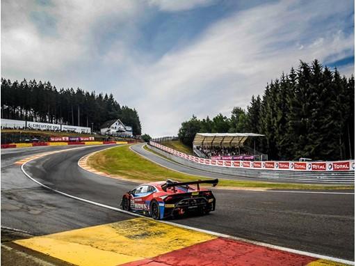 Lamborghini Super Trofeo Spa