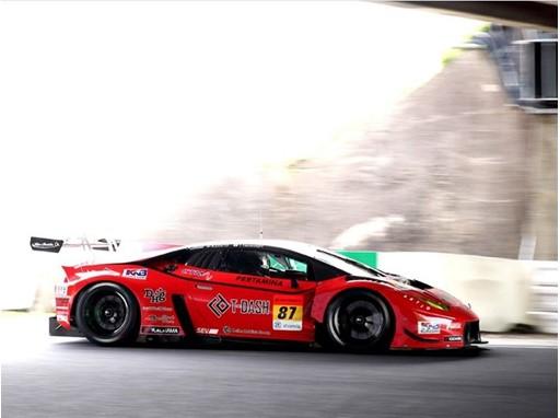 Lamborgni Super GT JLOC
