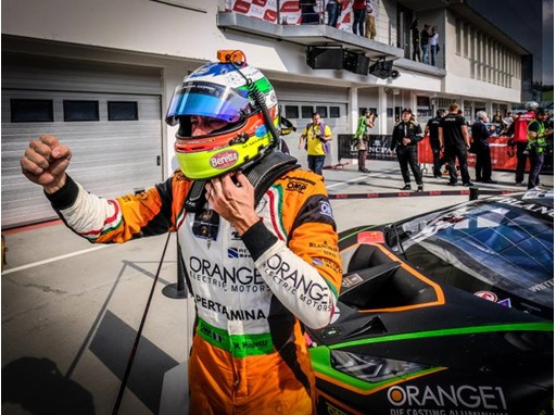 Mapelli - Lamborghini FFF Racing - GT World Challenge Europe